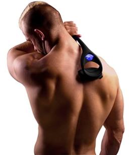 BAKBLADE 2.0 Rücken- und Körperrasierer mit patentierter Doppelklingen-Technologie  - 1